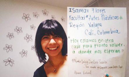 Durante pandemia, lo más importante es sentirnos apoyados: alumna UV en Colombia