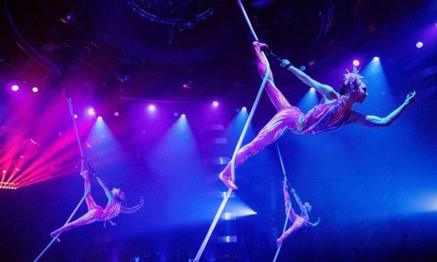 Cirque du Soleil trae la magia de Disneyland a casa con el show 'ZED'