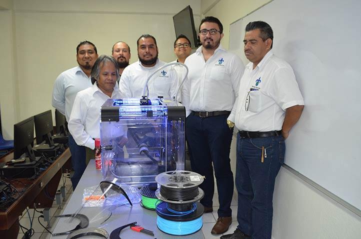Integrantes del CA Ingeniería y Sustentabilidad