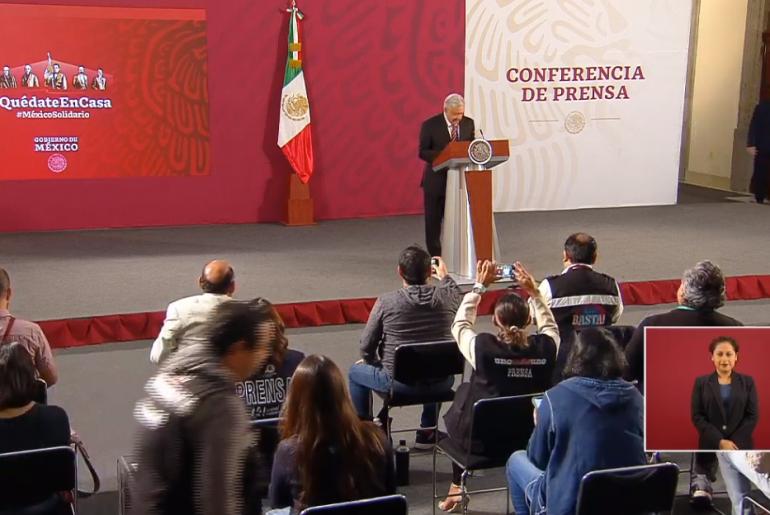 Que dijo López Obrador este viernes?