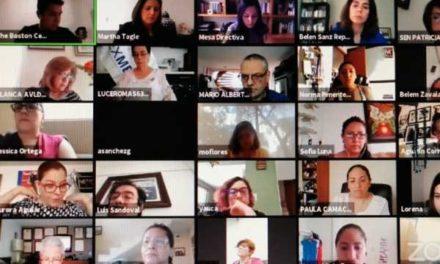 Hackean foro virtual de legisladoras con imágenes de contenido sexual