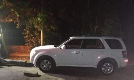 Recupera Seguridad Pública vehículos con reporte de robo; tres detenidos