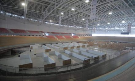 Centros de Atención Médica Expandida COVID-19, El Velódromo de Xalapa y el Centro de Raqueta Unidad Deportiva Leyes de Reforma en Veracruz Puerto