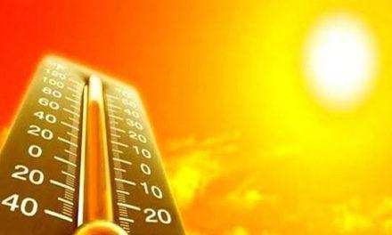 Calor extremo para sábado y domingo en Veracruz
