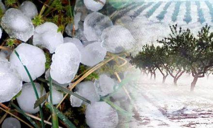 Ingreso de dos frentes fríos en el norte del país, se prevén lluvias con descargas eléctricas y granizadas