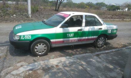 Ejecutan a taxista de Xalapa en Cardel