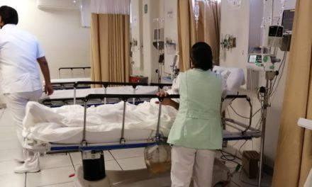Virginia, enfermera que se aisló de su familia para combatir el Covid 19
