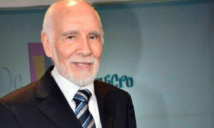 Muere a los 89 años el actor mexicano Aarón Hernán