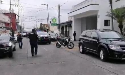 Se registra balacera en avenida 9 y calle 4 de Córdoba