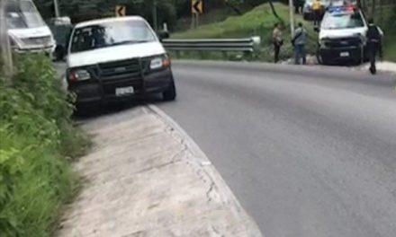 Localizan en Jilotepec, una persona privada de la libertad y vehículo de agresores