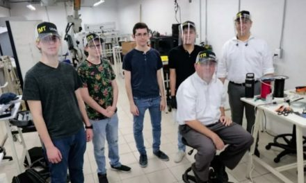 Estudiantes mexicanos crean respirador de bajo costo para casos graves de Covid-19