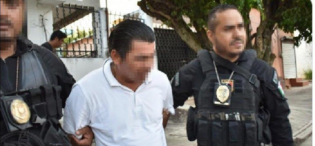 Cae asesino de empleado de CAPUFE localizado en motel de Oluta