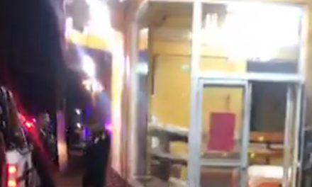 La noche de este sábado asaltan panadería y Fasti en Xalapa