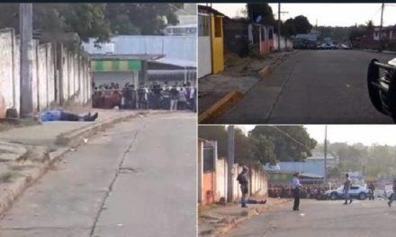Asesinan a fiscal en Acayucan