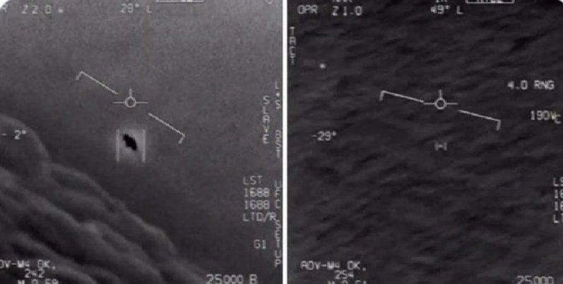 El Pentágono publica videos de tres avistamientos de ovnis