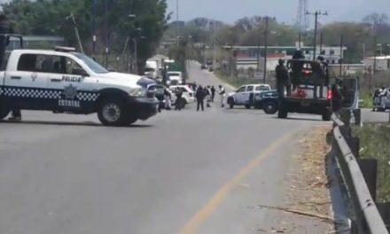 Detonaciones de arma de fuego en la autopista Córdoba – Veracruz, a la altura del Trébol de Amatlán