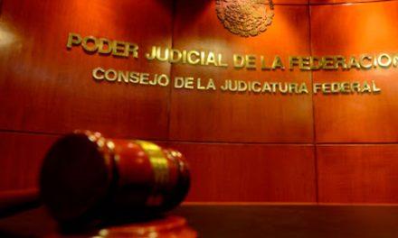 Amplían suspensión de actividades en juzgados federales