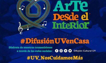 """Iniciativa """"Arte desde el interior"""" no desaparecerá; llega a más de 30 países"""