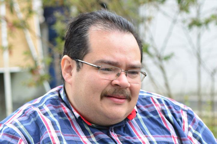 Gonzalo Aranda, investigador del Cice, es uno de los autores del artículo sobre amantadina y su uso en la enfermedad de Covid-19