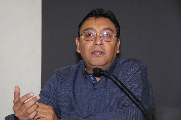 Arturo Marinero Heredia, coordinador de la Unidad de Intervención Psicosocial de la Facultad de Psicología