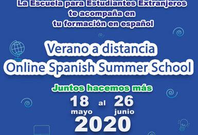 EEE impartirá cursos de verano de manera virtual