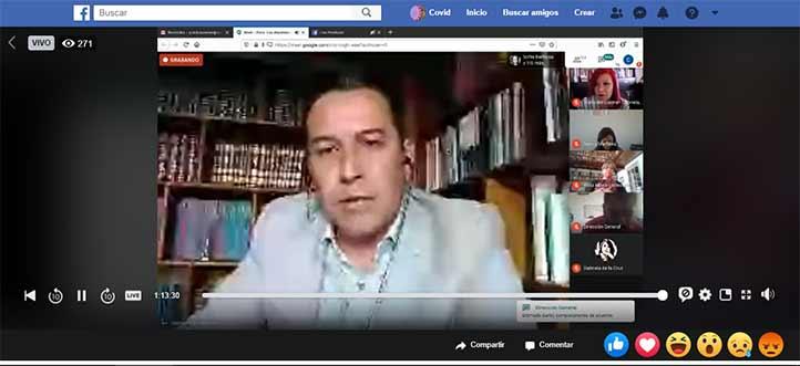 Germán Martínez dijo que hay elementos que han desgastado el sistema educativo nacional