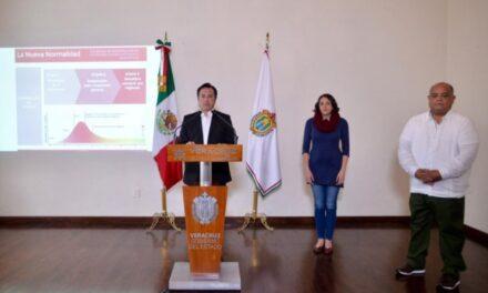 Medidas restrictivas del 14 al 17 de mayo para reducir contagios de COVID-19: Cuitláhuac García Jiménez