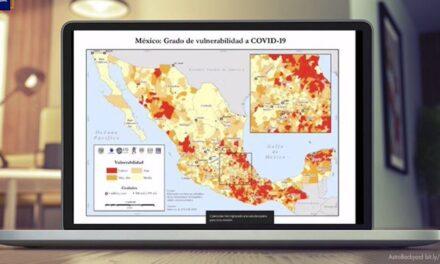 La UNAM presenta un Atlas de Vulnerabilidad para facilitar regreso a las actividades tras la COVID-19