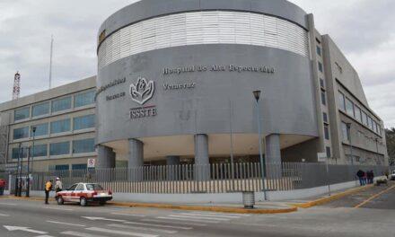 En ISSSTE dan de alta 12 pacientes tras vencer a COVID-19, en Veracruz