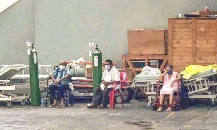 Issste e IMSS en Acapulco se quedan sin espacios para atender a infectados