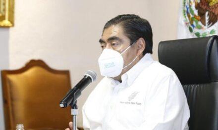 Barbosa amaga con impedir regreso de industria automotriz el 1 de junio El gobernador de Puebla dijo que usará sus atribuciones para tal fin