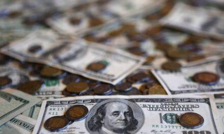 Peso avanza 0.58%; dólar cotiza en $22.99 por unidad en bancos