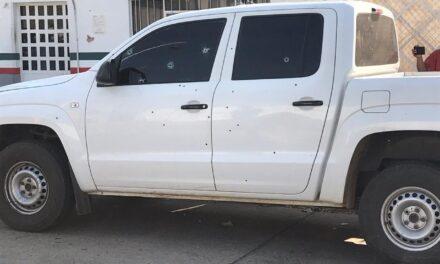 Atacan a balazos delegación de la Fiscalía General de la República en Acayucan, Veracruz