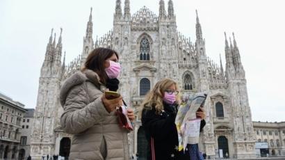Italia registra un repunte en el número de fallecidos y de nuevos contagios