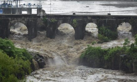 Tormenta tropical Amanda avanza hacia México tras formarse en Guatemala