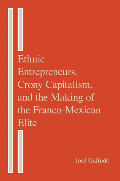 El texto busca entender el efecto del capitalismo de amigos en la estructura de la economía mexicana