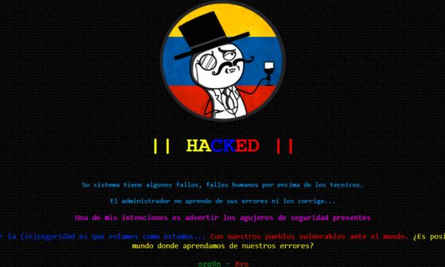 Portal de adquisiciones de la Secretaría de Salud es hackeado