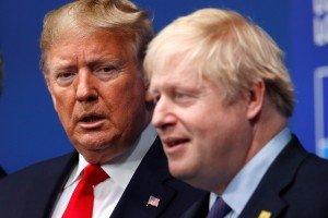 Reino Unido busca ambicioso acuerdo con EUA que beneficiaría a México Trump