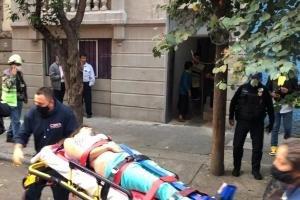 Mujer cae de azotea en la colonia Roma