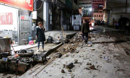 Sismo en China deja al menos cuatro muertos El terremoto, de magnitud 5 y registrado en la provincia de Yunnan, también dejó 24 personas heridas