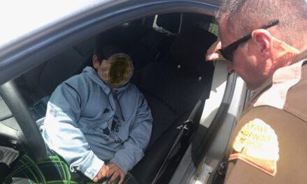 Video:Niño de 5 años fue detenido conduciendo un auto en Utah; dijo que iba a California a comprar un Lamborghini