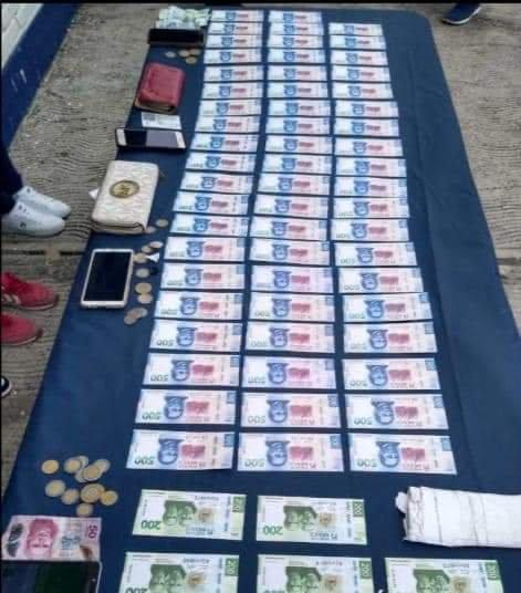 En 24 horas, detiene SSP a 7 personas por el delito de falsificación, tres en Xalapa