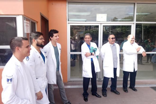 Suman 5 muertos de trabajadores de la salud por Covid-19 en QR