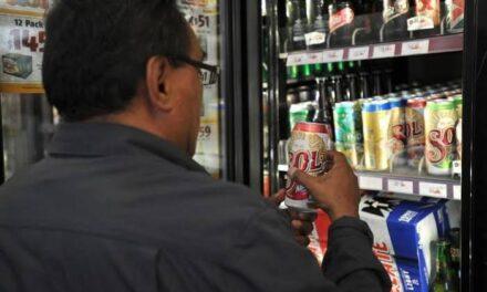 Restringirán venta de bebidas alcohólicas en Xalapa durante fines de semana que dure la pandemia