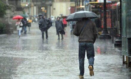 Se esperan fuertes lluvias en gran parte de la República Mexicana