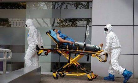 6 ancianos y un niño murieron este miércoles en el estado de Chihuahua, que tuvo uno de los incrementos más altos en infecciones de Covid-19