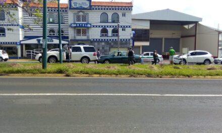 Carambola en la carretera Xalapa – Veracruz, a la altura de Las Trancas
