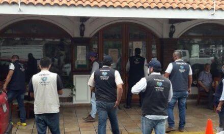 Inicia el cierre obligatorio de negocios no esenciales; de comercios en el puerto de Veracruz para frenar contagios