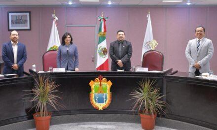 Entrevistan diputados a aspirantes a Fiscal Anticorrupción. También concluye Jucopo audiencias con postulantes a Fiscal General del Estado.