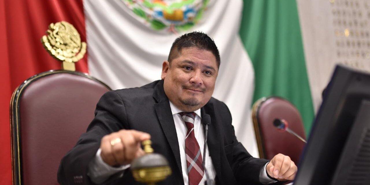 Invita Rubén Ríos a Cabildos veracruzanos a hacer historia, aprobando la Reforma Electoral de Veracruz
